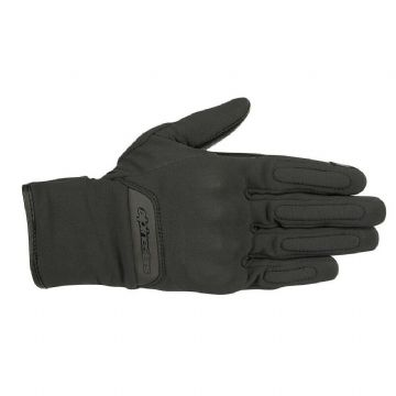 Alpinestars C-1 v2 Womens Windstopper Gore-Tex Stella Motorcycle Gloves Black